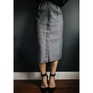 Vintage Giorgio Sant Angelo Pencil Skirt
